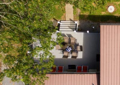 Barefoot Properties | Kentucky Lake Vacation Rentals | Lake House | View of House & Deck
