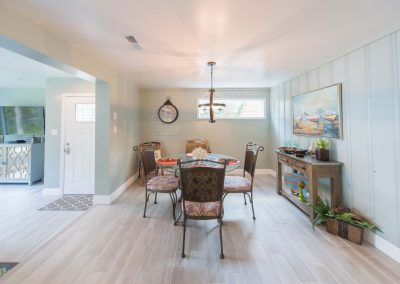 Barefoot Properties | Kentucky Lake Vacation Rentals | Lake House | Dining Room