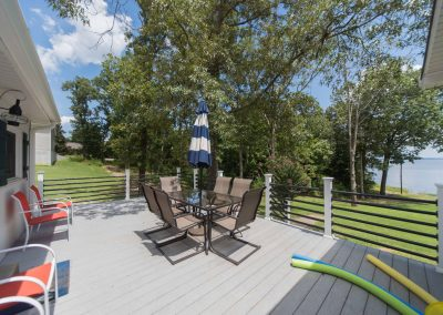 Barefoot Properties | Kentucky Lake Vacation Rentals | Lake House | Private Deck