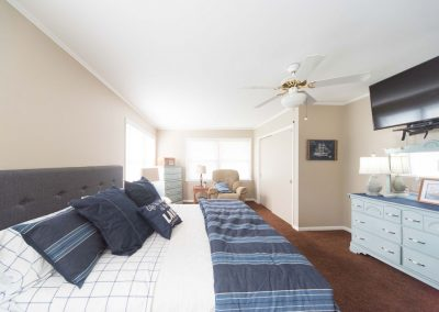 Barefoot Properties | Kentucky Lake Vacation Rentals | Master Bedroom