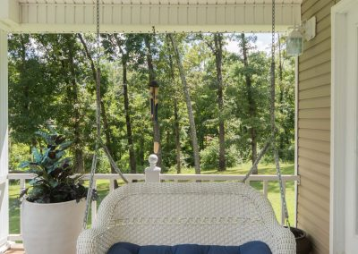 Barefoot Properties | Kentucky Lake Vacation Rentals | Lake House | View from Deck