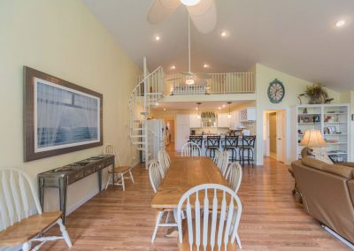 Barefoot Properties | Kentucky Lake Vacation Rentals | Lake House | Kitchen