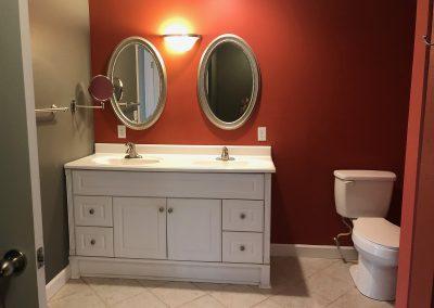 Barefoot Properties | Kentucky Lake Vacation Rentals | Guest Bathroom